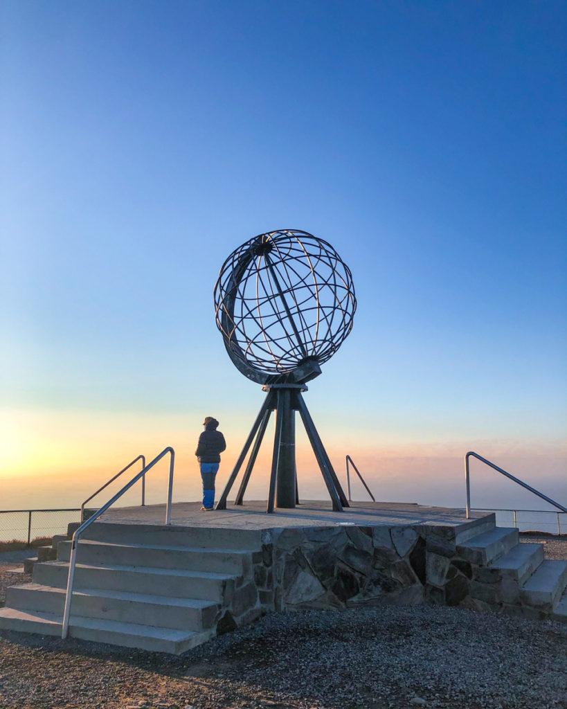 Skandinavien Rundreise Nordkap Globus