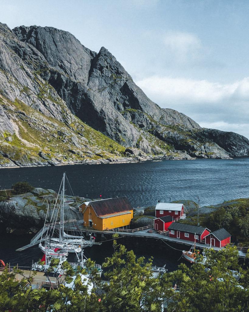 Nusfjord Anleger