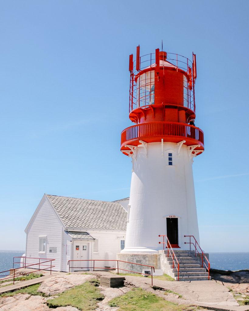 Lindesnes Leuchtturm