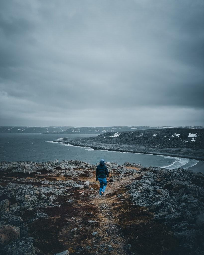 Skandinavien Rundreise Wandern Hamningberg