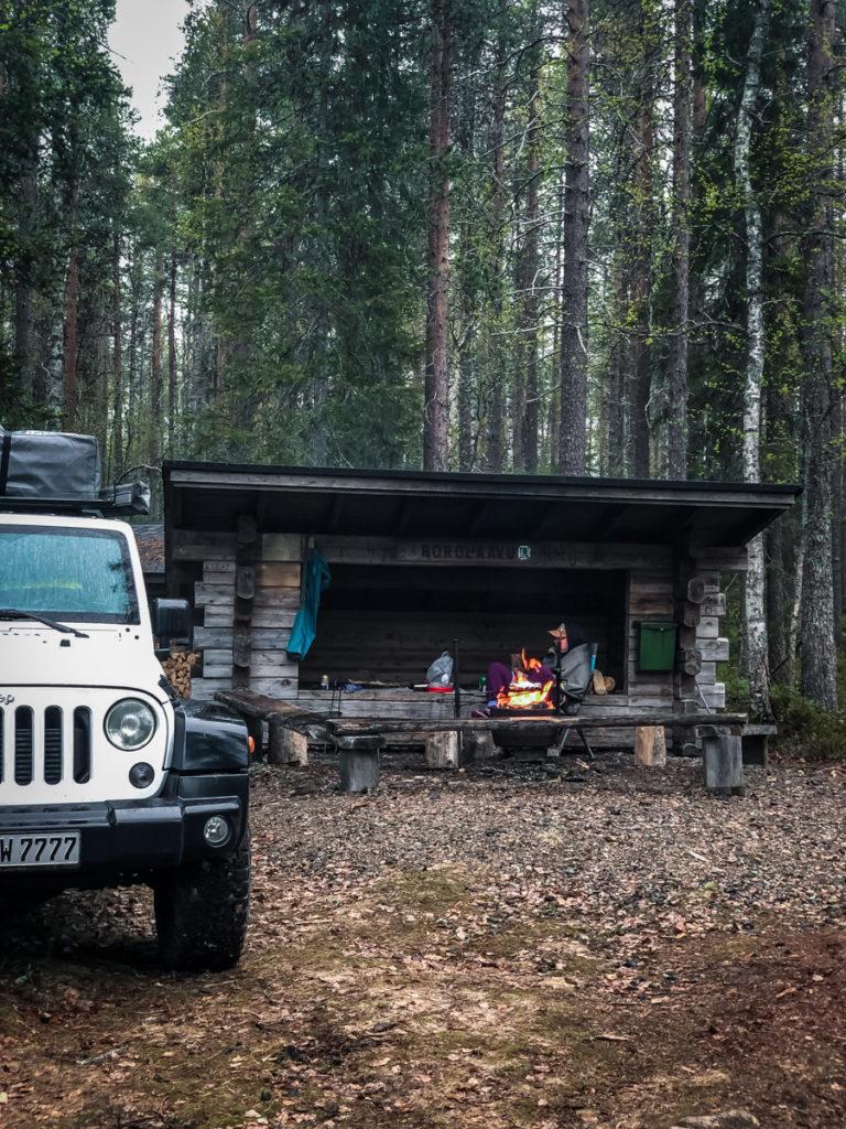 Skandinavien Rundreise Lapland