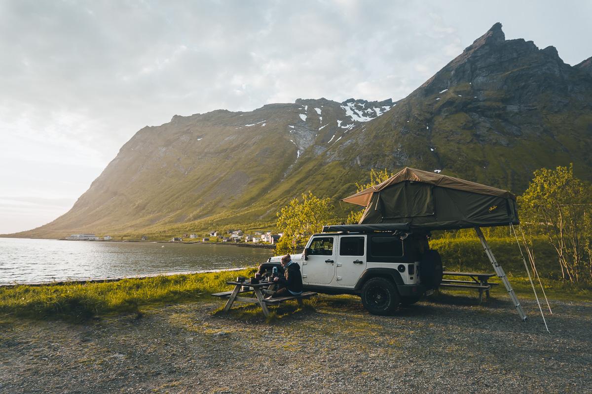 Skandinavien Rundreise mit Auto